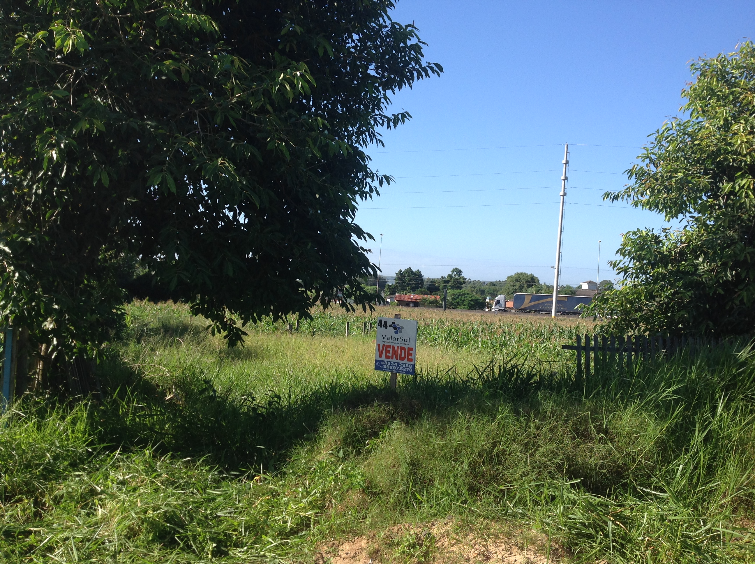 Lote (095) 11×22: 242m2