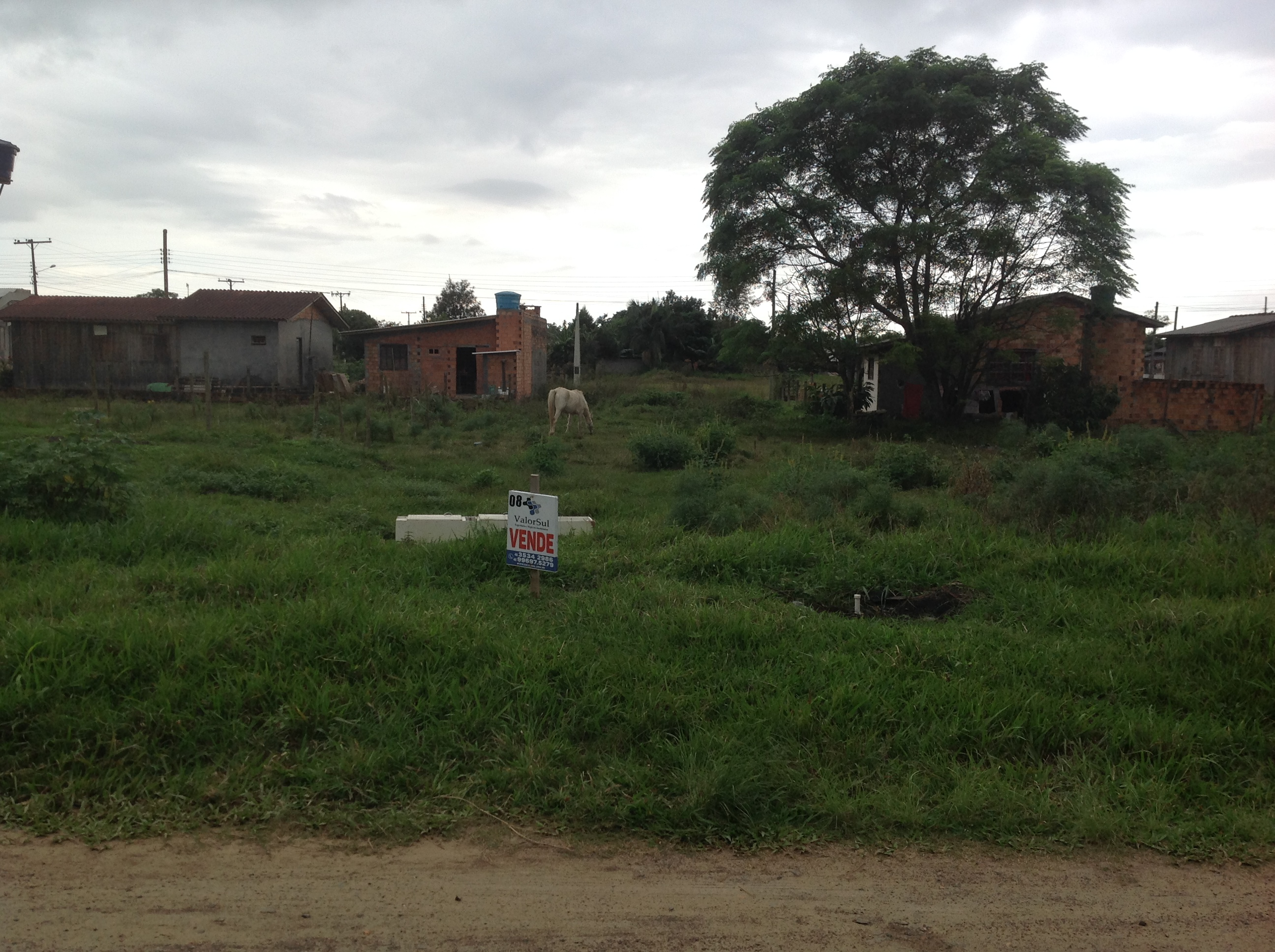 Lote ( 008)12×27: 324m2
